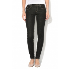 United Colors of Benetton , Skinny fit farmernadrág, Fekete, 36 (4AL1572V4-700-36)