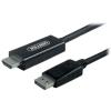Unitek Kábel DisplayPort - HDMI 1 8m  Y-5118CA