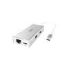 Unitek Power Delivery 1x USB Typ-C , 2x USB3.0, 1x GiGA LAN , Y-9106