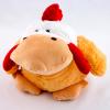 Unitoys Csirke plüss állat, 30 cm