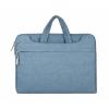 """Univerzális laptop táska, 11""""-os készülékhez, hosszú oldal zseb, vállpánttal, Iralan, kék"""