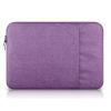 """Univerzális laptop táska, 11""""-os készülékhez, nagy oldal zseb, bújtatós, Iralan, lila"""