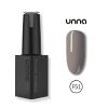UNNA F51 Szürke gél lakk - 10 ml