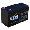 UPS POWER Ólom akku (UPS POWER) helyettesíti: 7,2Ah típus BT7.2-12 (csatlakozó: F1)