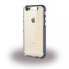 UreParts iPhone 6/6S Flash világító hátlap, tok, fekete