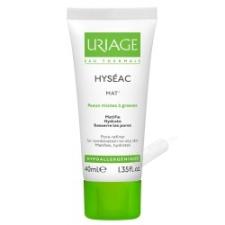Uriage Hyséac Mat mattító krém zsíros bőrre 40ml nappali arckrém