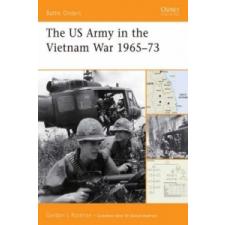 US Army in the Vietnam War 1965-73 – Gordon Rottman idegen nyelvű könyv