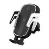 USAMS Telefontartó vezeték nélküli töltés funkcióval