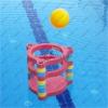 Úszó vízi kosárgyűrű 65x65 cm, EVA hab anyagból