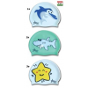 Úszósapka mintás, gyerek SWIMFIT