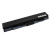 utángyártott Acer Aspire 1830T-5432G50nssb Laptop akkumulátor - 4400mAh