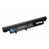 utángyártott Acer Aspire 3810T Laptop akkumulátor - 4400mAh