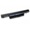utángyártott Acer Aspire 3820T Laptop akkumulátor - 4400mAh