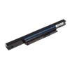 utángyártott Acer Aspire 4820TG-334G50MN Laptop akkumulátor - 4400mAh