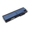 utángyártott Acer TravelMate 4222WLMi, 4272WLMi Laptop akkumulátor - 4400mAh