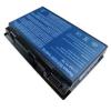 utángyártott Acer TravelMate 7520-5A1G16Mi Laptop akkumulátor - 4400mAh