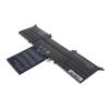 utángyártott Acer Ultrabook S3-951-2464G34ISS Laptop akkumulátor - 3300mAh