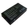 utángyártott Asus A8JC, A8Js Laptop akkumulátor - 4400mAh