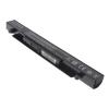 utángyártott Asus K550V, K550VB, K550VC Laptop akkumulátor - 2200mAh