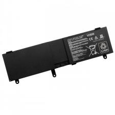 utángyártott Asus Q550L, Q550LF Laptop akkumulátor - 4000mAh (15V Fekete) asus notebook akkumulátor