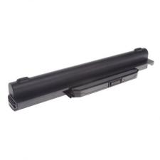 utángyártott Asus X43, X43B, X43BY, X43E Laptop akkumulátor - 6600mAh asus notebook akkumulátor