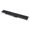utángyártott Asus X8C series Laptop akkumulátor - 4400mAh