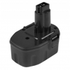utángyártott Black & Decker FSC414K2, FSL144 akkumulátor - 2000mAh