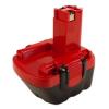 utángyártott Bosch 2607335261 / 2607335262 akkumulátor - 3000mAh