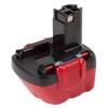 utángyártott Bosch 2607335262 / 2607335273 akkumulátor - 1300mAh