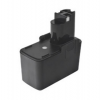 utángyártott Bosch ASG 52 / ATS 12P akkumulátor - 3000mAh