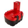 utángyártott Bosch PSR 14.4VE-2 akkumulátor - 3000mAh