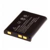 utángyártott Casio EX-S8SR / EX-H5 / EX-H5BK akkumulátor - 700mAh