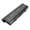 utángyártott Dell 451-10533 / 451-10534 Laptop akkumulátor - 6600mAh