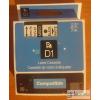 utángyártott Dymo kompatibilis LabelManager D1 feliratozógép szalag 19mm*7m utángyártott fekete-fehér 45803