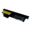 utángyártott IBM Lenovo Thinkpad X200 / X201 Tablet PC Laptop akkumulátor - 4400mAh