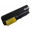 utángyártott Lenovo Thinkpad R400, T61p Laptop akkumulátor - 6600mAh