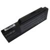 utángyártott Medion MD96380, MD96405 Laptop akkumulátor - 4400mAh (11.1V Fekete)