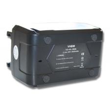 utángyártott Milwaukee HD28 JSB, HD28 MS akkumulátor - 4000mAh (28V) barkácsgép akkumulátor