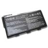 utángyártott MSI CR610-061XPL, CR610-062NL Laptop akkumulátor - 6600mAh (11.1V Fekete)
