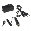 utángyártott Olympus Voice- & Music-Recorder LS-100 akkumulátor töltő szett