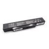 utángyártott Packard Bell EasyNote R1004 Laptop akkumulátor - 4400mAh (11.1V Fekete)