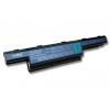 utángyártott Packard Bell EasyNote TM81 Laptop akkumulátor - 6600mAh