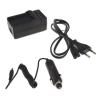 utángyártott Panasonic Lumix DMC-FS15, DMC-FS25, DMC-FS42 akkumulátor töltő szett