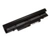 utángyártott Samsung NP-N148, NP-N148P fekete Laptop akkumulátor - 4400mAh