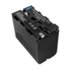 utángyártott Sony CCD-TR728 / CCD-TR728E / CCD-TR730E akkumulátor - 6600mAh