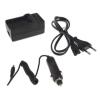 utángyártott Sony Cyber-Shot DSC-S980, DSC-W180 akkumulátor töltő szett