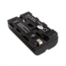 utángyártott Sony CyberShot DCR-SC100 / DCR-SC100E akkumulátor - 2300mAh sony videókamera akkumulátor