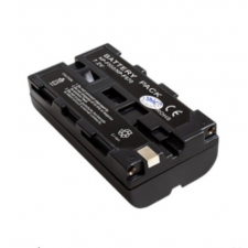 utángyártott Sony CyberShot DCR-TRV130 / DCR-TRV130E akkumulátor - 2300mAh sony videókamera akkumulátor
