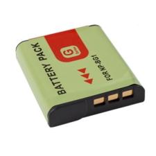 utángyártott Sony Cybershot DSC-HX5V / DSC-HX5VB akkumulátor - 960mAh sony videókamera akkumulátor