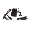 utángyártott Sony Cybershot DSC-J10 / DSC-QX10 akkumulátor töltő szett